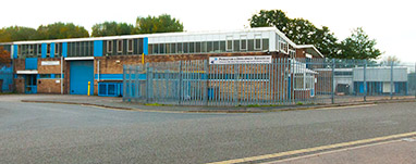 PDS Building in Farlington