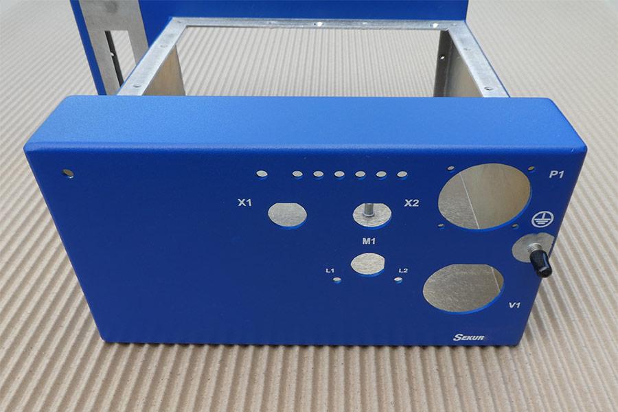 Custom Electronics Enclosure