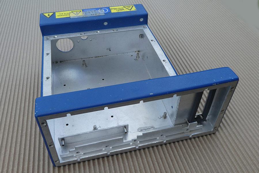 Security Electronics Enclosure