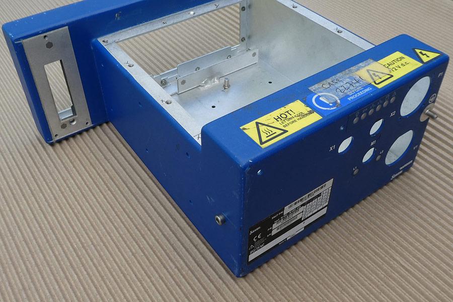 Security Monitoring Electronics Enclosure